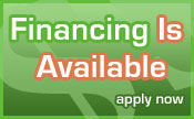 Financing Is Available: apply now
